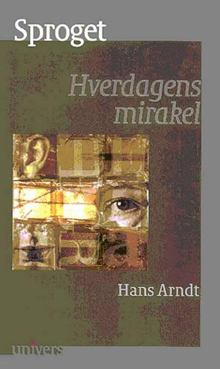 Sproget af Hans Arndt