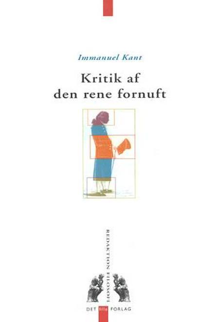 Kritik af den rene fornuft af Kant