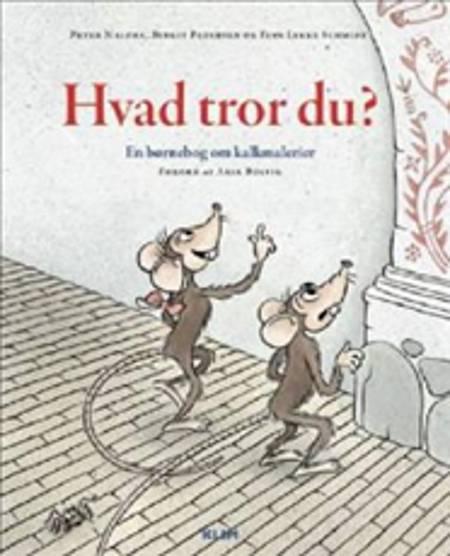 Hvad tror du? af Finn Lykke Schmidt og Birgit Pedersen