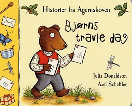 Bjørns travle dag af Julia Donaldson