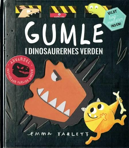 Gumle i dinosaurernes verden af Emma Yarlett