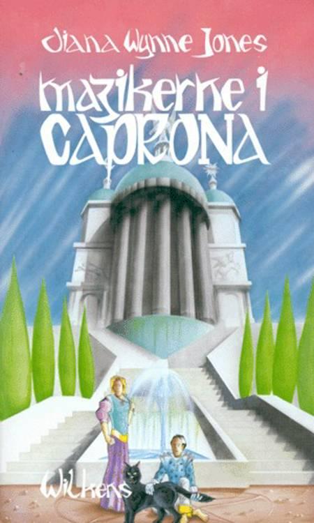 Magikerne i Caprona af Diana Wynne Jones