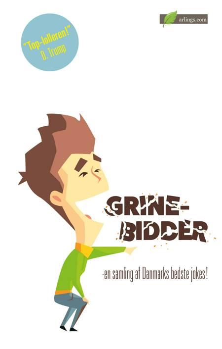 Grine-bidder af Max P., arlings.com Per Heide og Max P