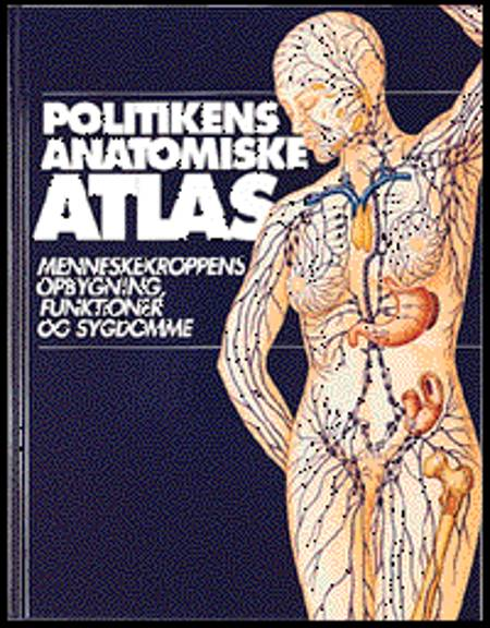 Politikens anatomiske atlas af Tony Smith