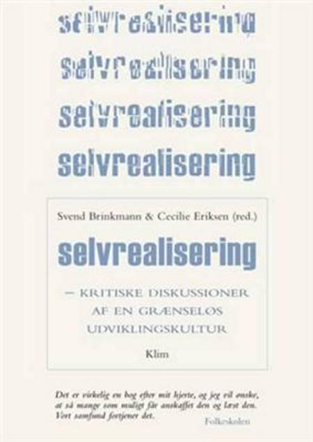 Selvrealisering af Svend Brinkmann og Cecilie Eriksen