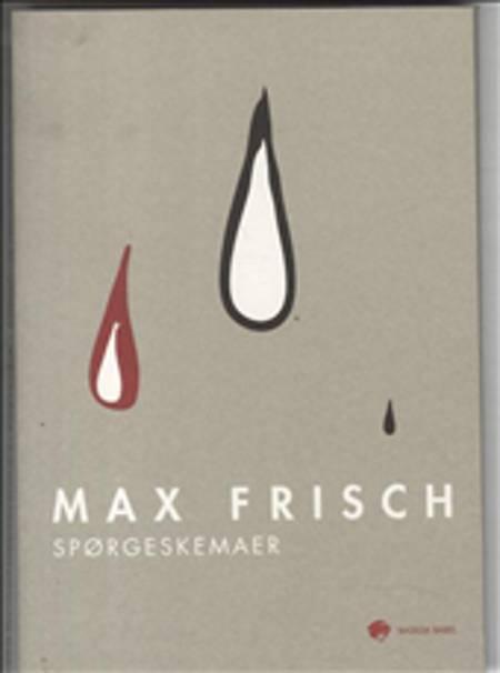 Spørgeskemaer af Max Frisch