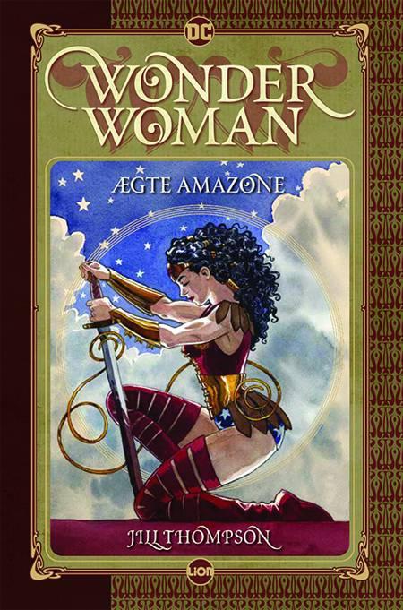Wonder Woman af Jill Thompson