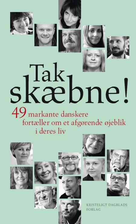 Tak skæbne! af Lars Henriksen og Daniel Øhrstrøm
