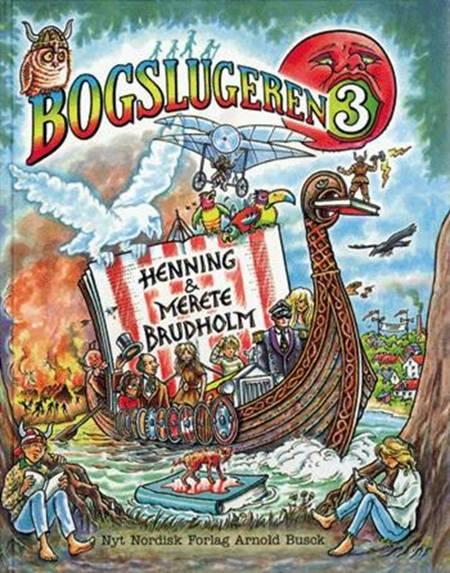 Bogslugeren 3 af Henning Brudholm og Merete Brudholm