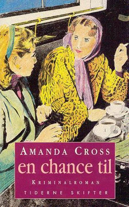 En chance til af Amanda Cross