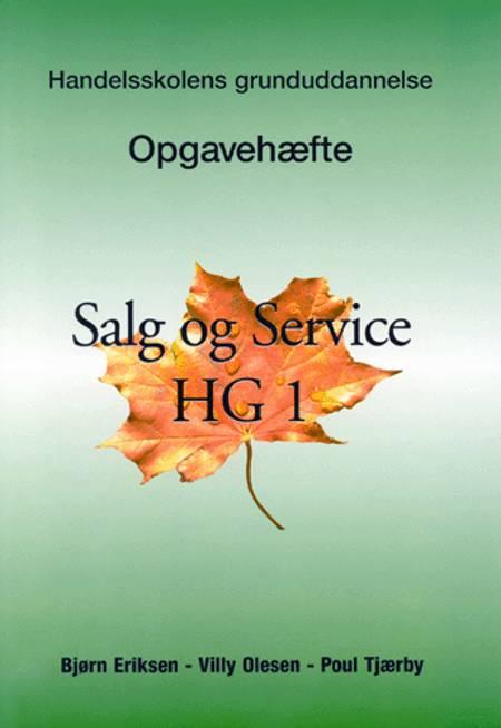 Salg og Service HG1, niveau F & E af Villy Olesen, Poul Tjærby og Bjørn Eriksen