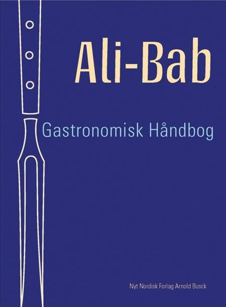 Gastronomisk Haandbog af Ali-Bab