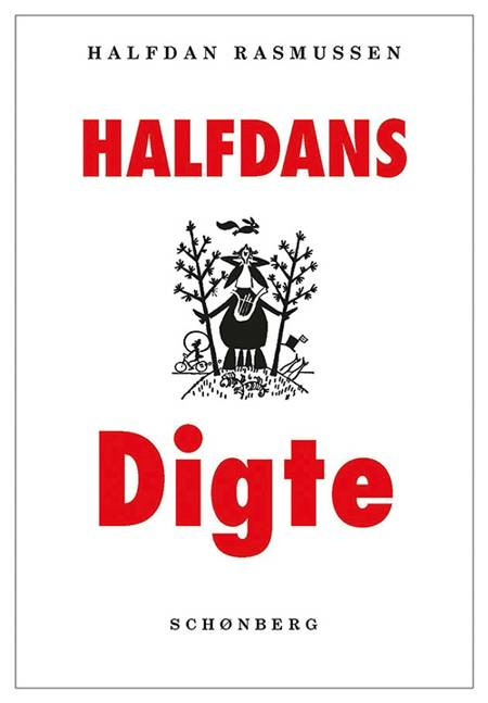 Halfdans digte af Halfdan Rasmussen