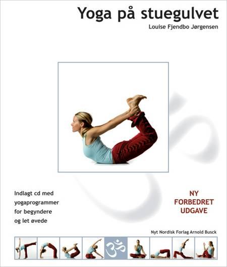Yoga på stuegulvet af Louise Fjendbo Jørgensen