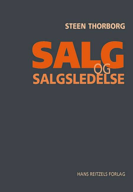 Salg og salgsledelse af Steen Thorborg