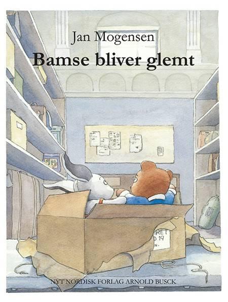 Bamse bliver glemt af Jan Mogensen