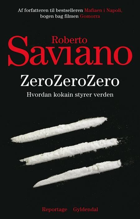 ZeroZeroZero af Roberto Saviano