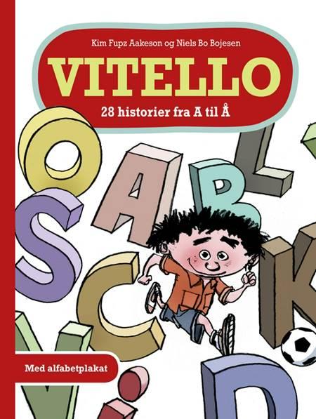 Vitello - 28 historier af Kim Fupz Aakeson og Niels Bo Bojesen