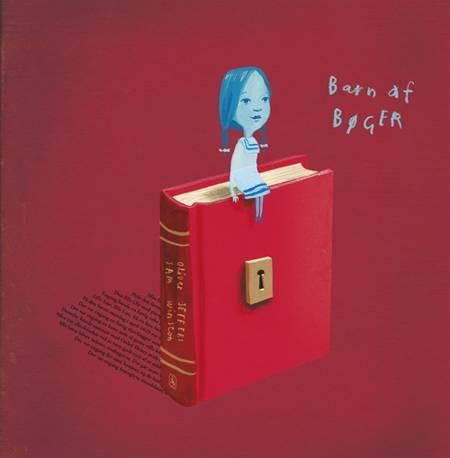 Barn af bøger af Oliver Jeffers og Sam Winston