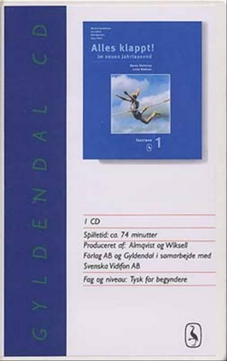 Sprog cd. alles klappt! 1. tekstbog gb af Karen Dollerup og Lotte Nielsen
