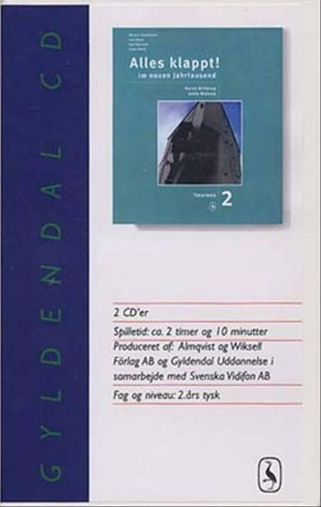 Sprog cd. alles klappt! 2. tekstbog gb af Karen Dollerup og Lotte Nielsen