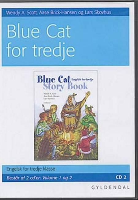 Blue Cat for 3. klasse af Lars Skovhus, Aase Brick-Hansen og Wendy A. Scott