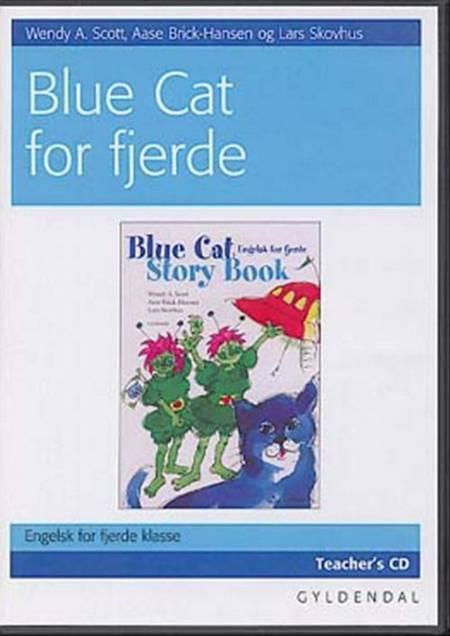 Blue Cat for 4. klasse af Lars Skovhus, Aase Brick-Hansen og Wendy A. Scott