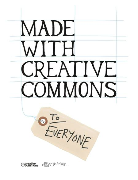 Made With Creative Commons af Sarah Pearson og Paul Stacey