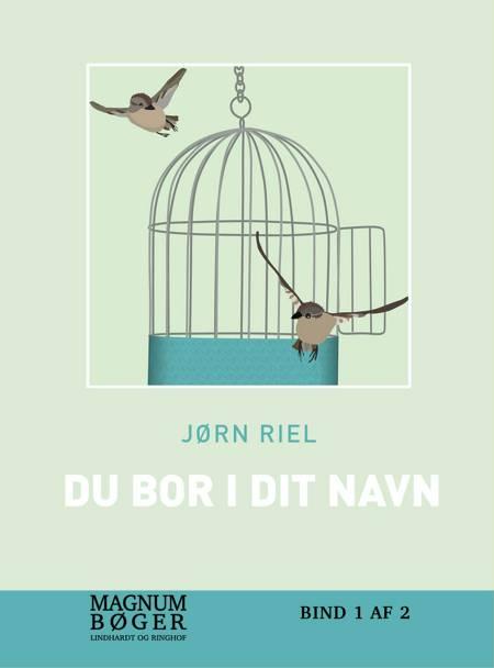 Du bor i dit navn (storskfrift) af Jørn Riel
