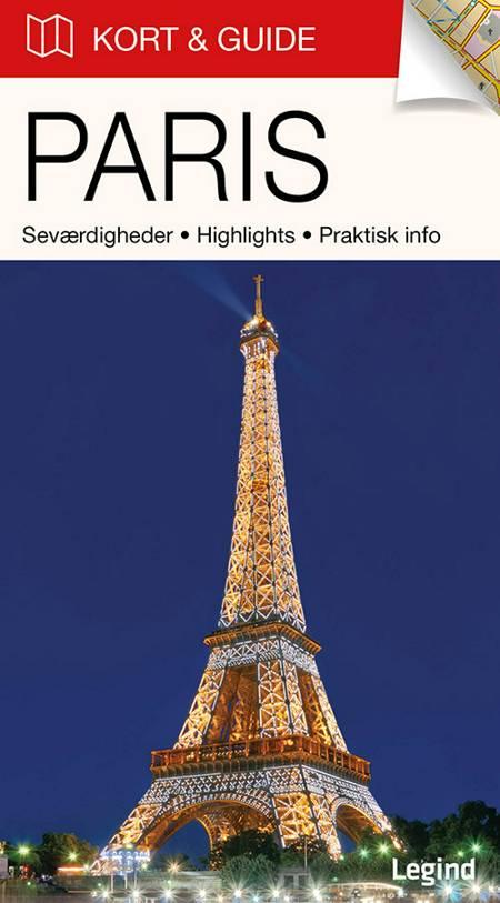 Kort & Guide - Paris af Eva Tangø-Brandt