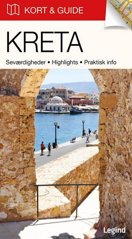Kort & Guide - Kreta af Eva Tangø-Brandt