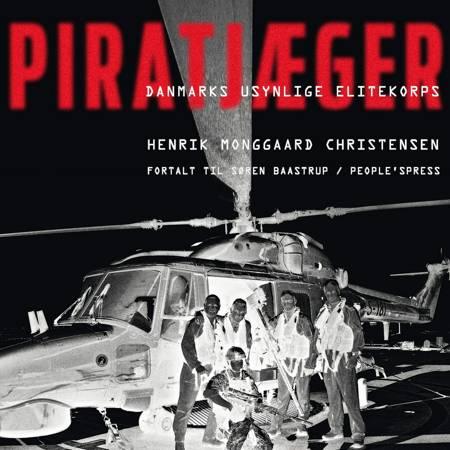Piratjæger LYDBOG af Henrik M. Christensen med Søren Baastrup