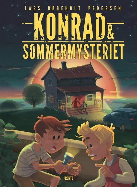 Konrad og sommermysteriet af Lars Bøgeholt Pedersen