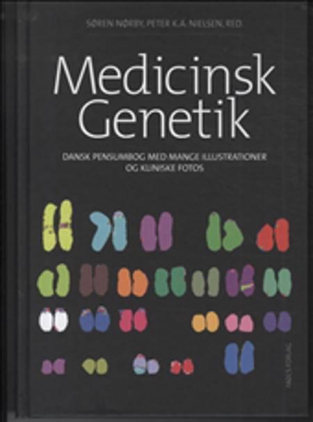Medicinsk genetik af Peter K. A. Jensen, Søren Nørby, P.K.A. Nielsen og S. Nørby