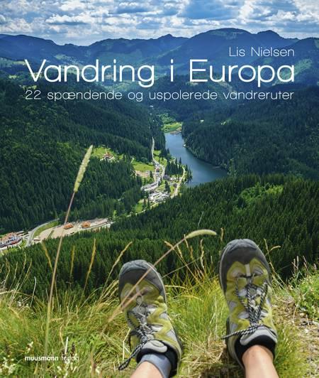 Vandring i Europa af Lis Nielsen