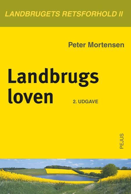 Landbrugsloven af Peter Mortensen