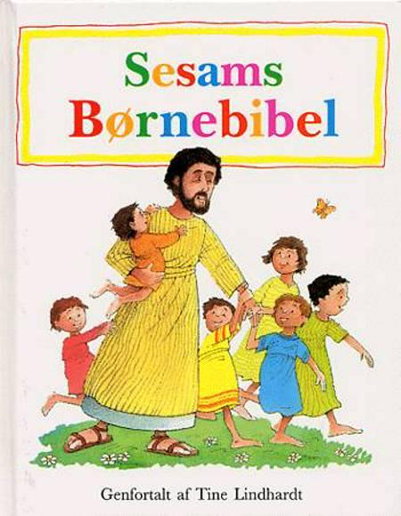 Sesams børnebibel af Tine Lindhardt