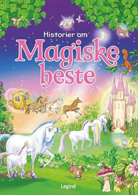 Historier om ... Magiske heste af Karen King og Angela Hicks