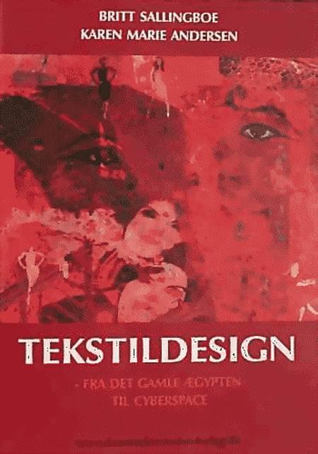 Tekstildesign af Britt Sallingboe og Karen Marie Andersen