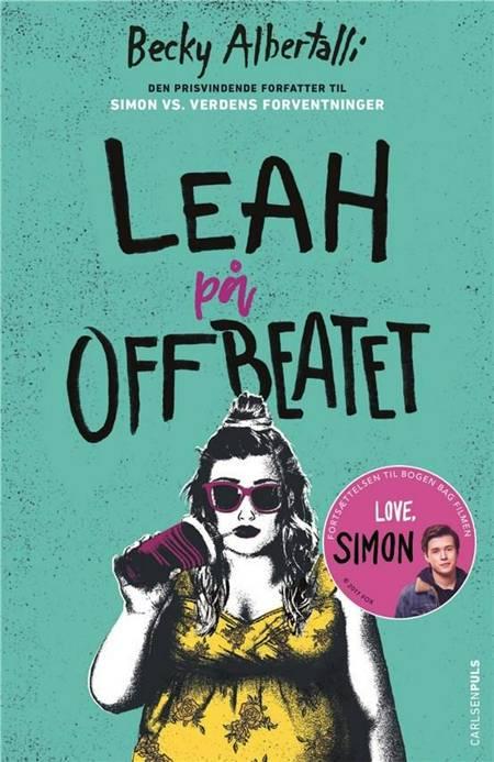 Leah på offbeatet af Becky Albertalli