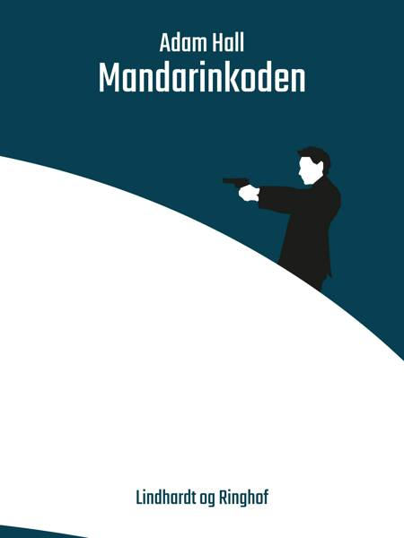 Mandarin koden af Adam Hall