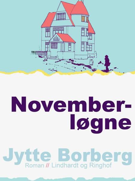 Novemberløgne af Jytte Borberg
