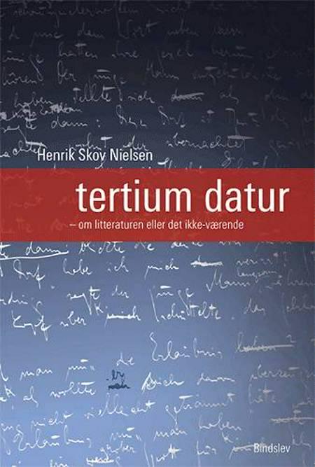 Tertium datur af Henrik Skov Nielsen