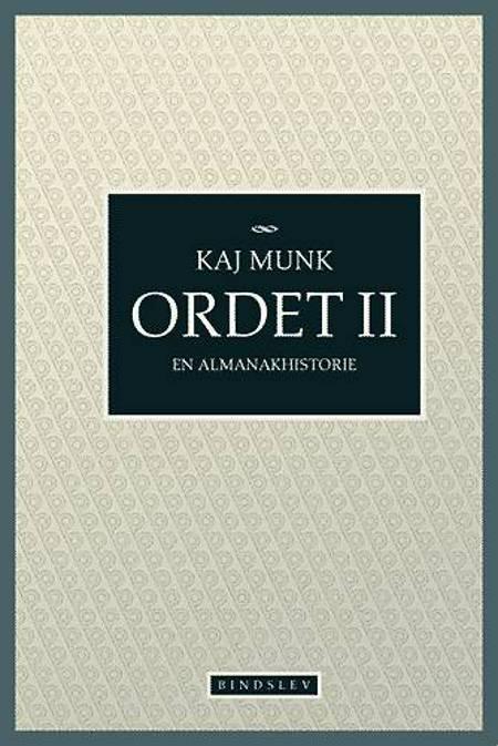 Ordet II af Kaj Munk