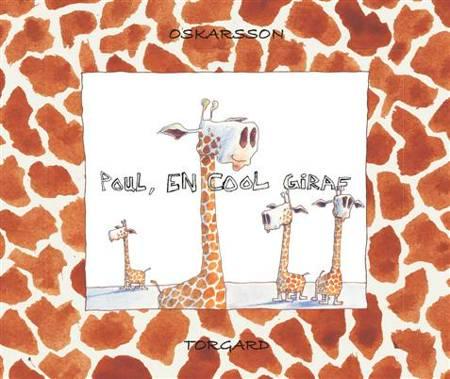 Poul, en cool giraf af Bárður Oskarsson