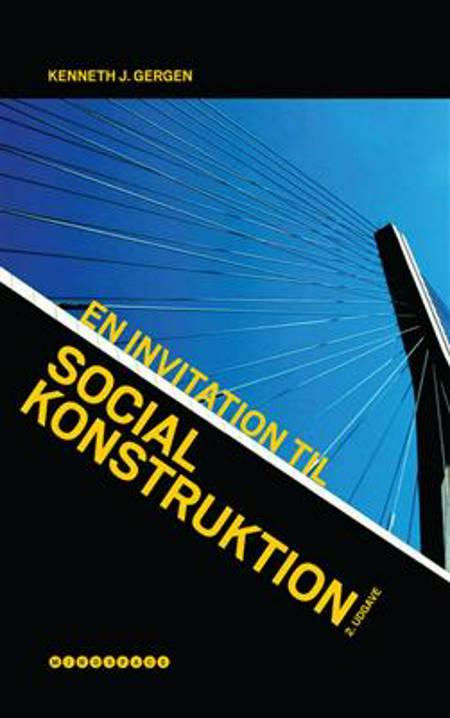 En invitation til social konstruktion af Kenneth J. Gergen
