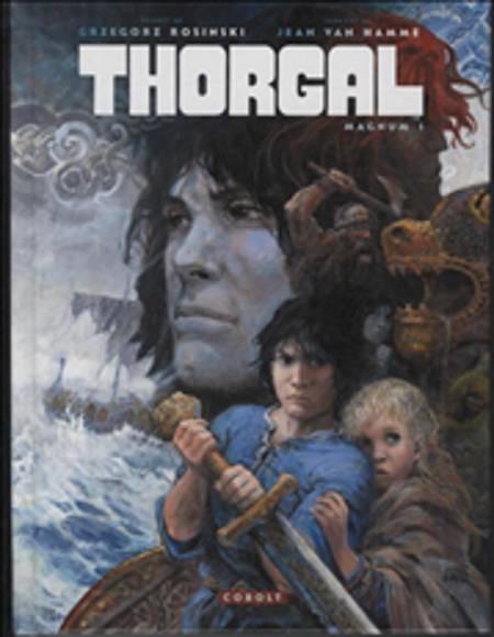 Thorgal Magnum af Jean van Hamme og Grzegorz Rosinski