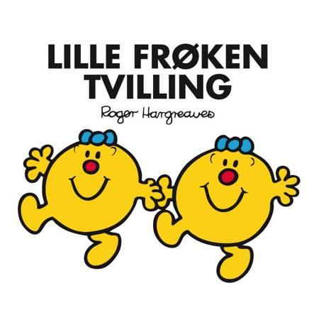 Lille Frøken Tvilling af Roger Hargreaves