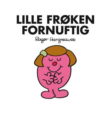 Lille Frøken Fornuftig af Roger Hargreaves