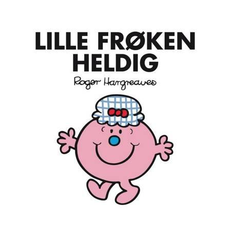 Lille Frøken Heldig af Roger Hargreaves